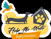 Help me Write logo